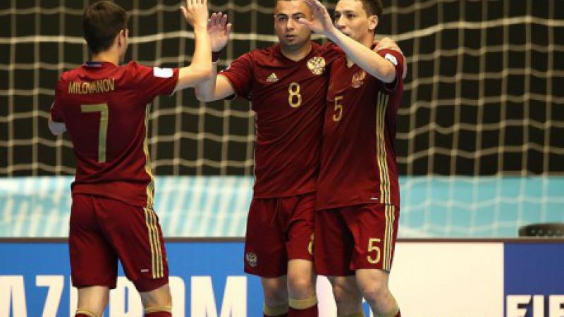 Наконец определён соперник, с которым в ближайшее время будет играть победитель ¼ финала ЧМ между сборными Испании и Казахстана.