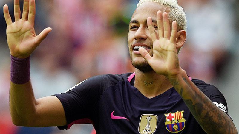 Неймар» заключил новый контракт с «Барселоной», Жулиано едет в Бразилию, Роналду ведёт переговоры с «Реалом».